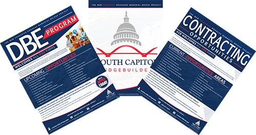 SOUTH CAPITOL BRIDGE PROJECT BRANDING